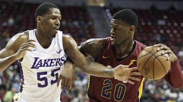 How to Watch Lakers vs. Trail Blazers Summer League Final: Live Stream, TV Channel