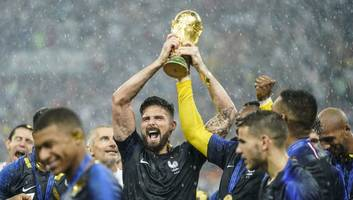 olivier giroud reveals pride at winning world cup with france after ongoing battle with critics