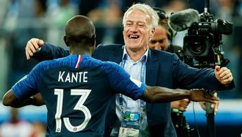 portatore d'acqua: how france's world cup success was born from the deep roots of italian calcio