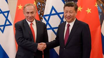 unlikely partners? china and israel deepen trade ties