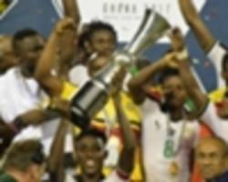 Nigeria to host 2021 West African Football Union Cup