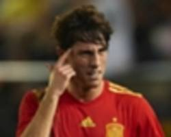 odriozola excited by lopetegui reunion at real madrid