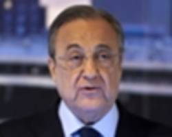 real madrid will make incredible signings, promises president perez