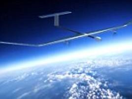 airbus reveals solar-powered drone completed successful test flight in arizona