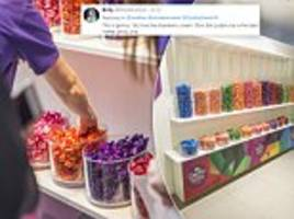 john lewis lets you customise pick and mix quality street tin with only chocolates you like