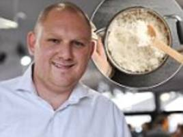 monty koludrovic reveals the secret to cooking the perfect rice