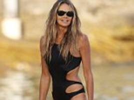 elle macpherson's many bizarre habits include carrying a kit in her handbag to check ph of her urine