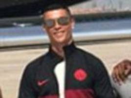 cristiano ronaldo jets off to china for 'cr7 tour' after juventus move