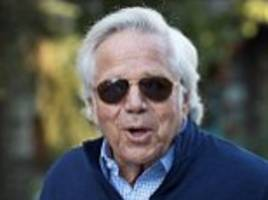 New England Patriots owner Robert Kraft close to purchasing 40 per cent stake in Sevilla