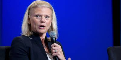 investors remain indifferent as ibm beats wall street expectations on earnings, marking the third straight quarter of growth after years of decline (ibm)