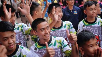 thai cave rescue: what we learned as boys tell of ordeal