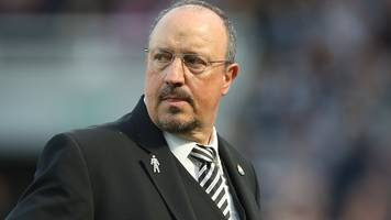 spain 'wanted' benitez to take charge at world cup