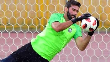 Alisson: Liverpool offer for Brazil goalkeeper accepted by Roma