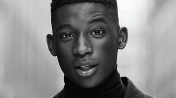 'murdered model harry uzoka had landed film role'