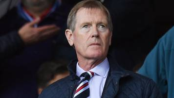 rangers: chairman dave king says his legal disputes have no bearing on club