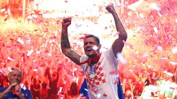 Croatia more relaxed for final than semi, says Scots-born analyst