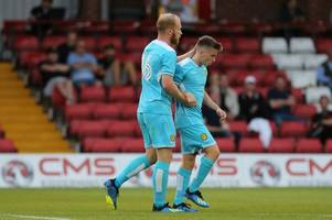 step up in intensity for burton albion as ex-nottingham forest forward grabs late winner