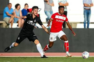 bristol city on tour: six things we noticed behind the scenes in the rb linense draw