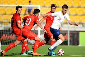 nottingham forest striker ben brereton has chance to 'prove a point' with england