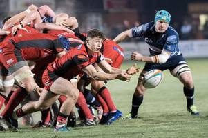 five gloucester rugby players sign for hartpury on dual registration deals