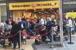 build-a-bear offering free vouchers after pay your age day chaos - but you need to sign up quick