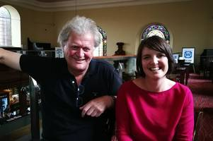wetherspoons' boss tim martin on his favourite exeter pubs, the best 'spoons, students, brexit and pink gin