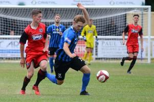 cleethorpes town 3 grimsby town 2 report as owls win lincolnshire senior cup tie