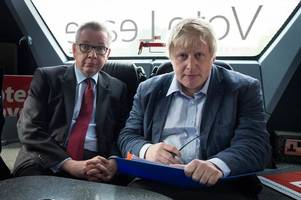 eu referendum result questioned after vote leave campaign failed to declare £500k dodgy donation