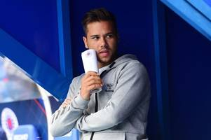 harry forrester has contract ripped up by rangers