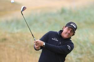 open chief raps phil mickelson over his us 'cheat' storm