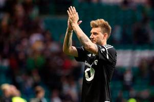 rosenborg will face celtic in the champions league second round qualifying round after dramatic win over valur