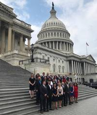 EarthWater joins Amazon for Congressional Hearing in Washington, DC and Online Global Distribution Expansion of its Products into 121+ Countries