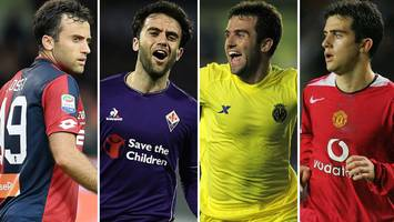 Giuseppe Rossi: Ex-Manchester United forward on his injury nightmare