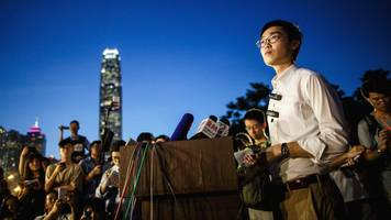 Hong Kong National Party: Move to ban pro-independence group 'concerns' UK
