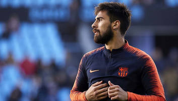 Arsenal in Talks to Sign Barcelona Outcast This Week as Gunners Offered Andre Gomes Deal