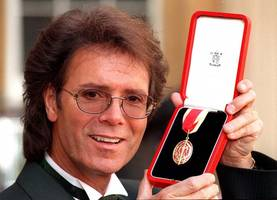 sir cliff richard: victim of the paedo inquisition