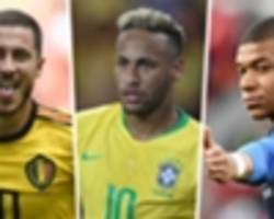 From Neymar to Hazard: Who are Real Madrid's transfer targets this summer?