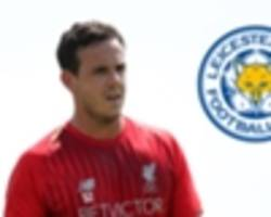 leicester open talks with liverpool over £12m ward transfer