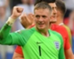 seaman sees pickford joining top premier league club after england heroics