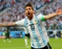 Tevez urges 'soul of Argentina' Messi not to retire from international football