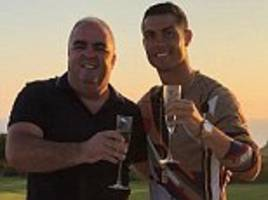 cristiano ronaldo leaves whopping £17,850 tip at greek hotel