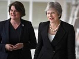 sinn fein say may's visit to the irish border is too little too late
