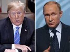 trump and putin reached 'verbal agreements' in helsinki, says russian ambassador to us