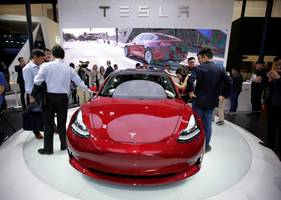 tesla gets hit with a downgrade as analyst worries about model 3 production, profitability, and cash burn (tsla)