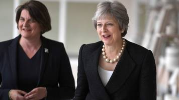 pm begins two-day visit to ni in belleek, fermanagh