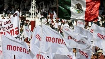Mexico president-elect's party fined over campaign finance