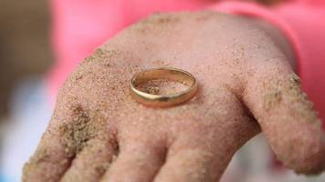owner of buried wedding ring found after online appeal