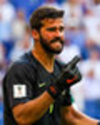 Alisson to Liverpool done: Record £67m transfer complete as Jurgen Klopp lands fourth deal