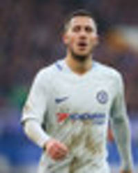 chelsea transfer news: maurizio sarri sent warning over real madrid target eden hazard
