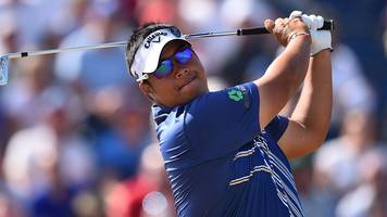 the open 2018: the shot 'bordering on ridiculous' - kiradech aphibarnrat holes out from fairway